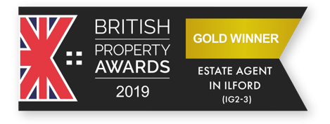 British Property Awards 2019 Gold Award Kurtis Property