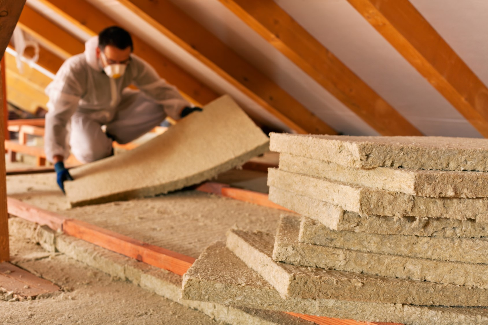 Kuris Property Keep your home warm this winter and save money loft insulation